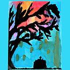 TREE OF LIFE iPad by Kevin McLeod