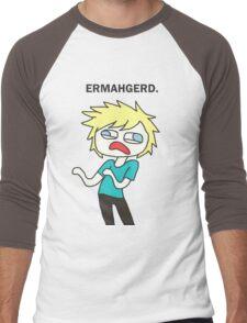 Ermahgerd Men's Baseball ¾ T-Shirt