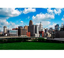 Cincinnati Skyline 7 Photographic Print