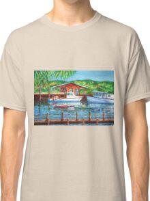 Shem Creek by Jan Marvin Classic T-Shirt