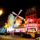 Moulin Rouge by Laura Stanley