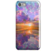 Colorful Sunset by Jan Marvin iPhone Case/Skin