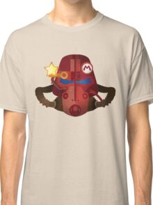 Power Star Armor Classic T-Shirt