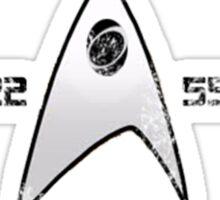 Science Track Cadet Sticker