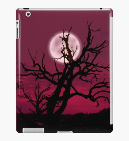 MOON TREE iPad iPad Case/Skin