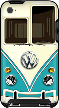 Blue Volkswagen VW with chrome logo iphone 4 4s, iPhone 3Gs, iPod Touch 4g case, Available for T-Shirt man and woman by www. pointsalestore.com