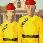 American Devo by Benjamin Sloma