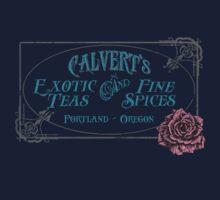 Calvert's Exotic Teas and Fine Spices | Women's T-Shirt