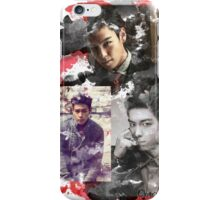 TOP Red and Black iPhone Case/Skin