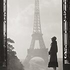 Paris in Black and White by TaylorAXO