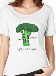 Zombroccoli Women's Relaxed Fit T-Shirt