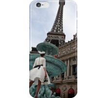 Just a Girl in Paris iPhone Case/Skin
