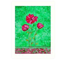 In Full Bloom by Jan Marvin Art Print