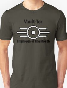 Vault-Tec Employee of the Month T-Shirt