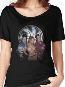 Lexx Cast Season 3. #1 Women's Relaxed Fit T-Shirt