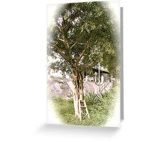 The Climbing Tree Greeting Card