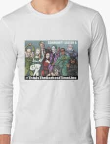 Abed Is Joker Now Long Sleeve T-Shirt