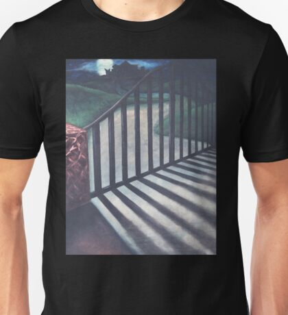 VAMPIRE ON THE HILL Unisex T-Shirt