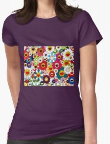 """The Happiness of """"Flower Power"""" T-Shirt"""