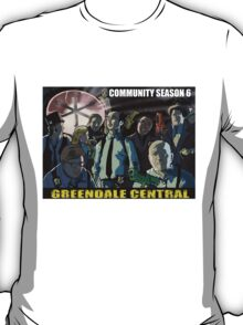 Greendale Central T-Shirt