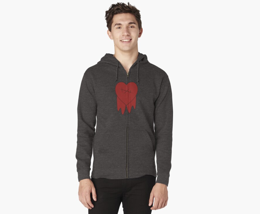 Robbie's Sweatshirt by missarrowette