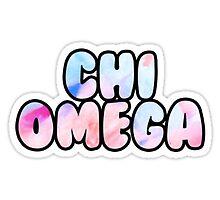 Chi Omega by gshort