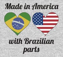 Made In America With Brazilian Parts One Piece - Long Sleeve