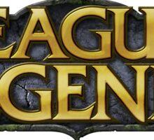 most relevant League of legends tshirt (cheap) Sticker