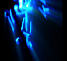 ©NLE Blue Bot I by OmarHernandez