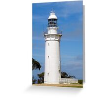 Table Cape Lighthouse Greeting Card