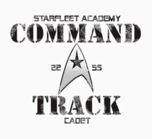 Command Track Cadet by emsalee