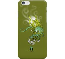 Thought Gorger iPhone Case/Skin