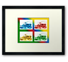 Tractor Mania 2 Framed Print