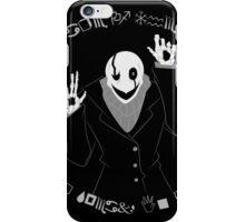 Gaster iPhone Case/Skin