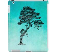 Bodhi Tree of Awareness iPad Case/Skin