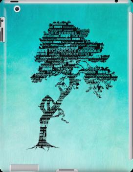 Bodhi Tree of Awareness by Tammy Wetzel