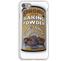edmonds baking powder iPhone Case/Skin