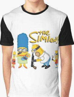 The Simions Graphic T-Shirt