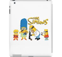 The Simions iPad Case/Skin