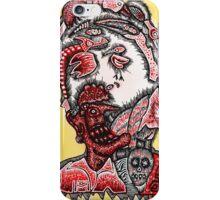 NATURE FACE iPhone Case/Skin