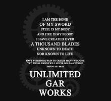 Unlimited GAR Works Unisex T-Shirt