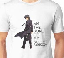Kiritsugu - I Am The Bone of My Bullet Unisex T-Shirt