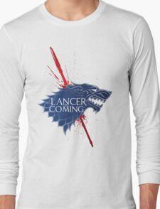 Lancer is Coming ~Cu Chulainn Long Sleeve T-Shirt