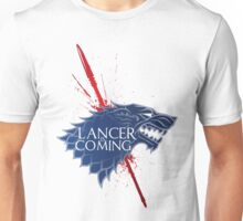 Lancer is Coming ~Cu Chulainn Unisex T-Shirt