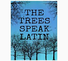 The Trees Speak Latin Classic T-Shirt