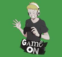 Game ON! One Piece - Short Sleeve