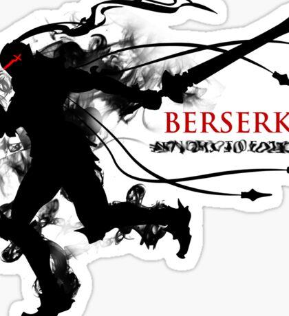 Berserker - ??????? Sticker