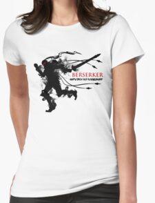 Berserker - ??????? Womens Fitted T-Shirt