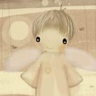 little angel by © Karin (Cassidy) Taylor