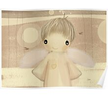 little angel Poster